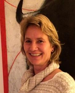 Ergotherapeutin Charlotte Vogt